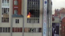 Rosja: 9-latek wyskoczył z okna płonącego mieszkania