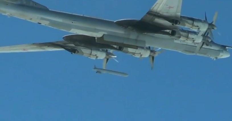 Rosja bombarduje cele dżihadystów w Syrii /PAP/EPA