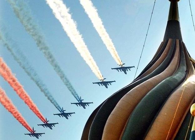 Rosja buduje bazę lotniczą na Białorusi /AFP