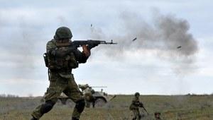 Rosja buduje dużą bazę przy granicy z Ukrainą