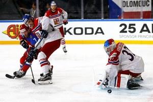 Rosja - Czechy 3-0 w ćwierćfinale hokejowych MŚ. Panarin krytykuje organizatorów