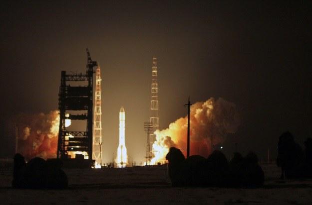 Rosja doszła do porozumienia z Kazachstanem w sprawie eksploatacji kosmodromu Bajkonur /AFP