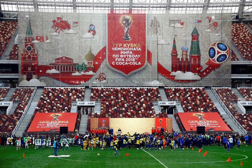 Rosja jest gospodarzem mistrzostw świata w 2018 roku /Sefa Karaca /Getty Images