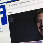 Rosja nie wyklucza zablokowania Facebooka