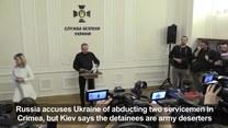 Rosja oskarża Ukraińców o porwanie dwóch żołnierzy