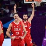 Rosja - Serbia 79:87 w półfinale Eurobasketu