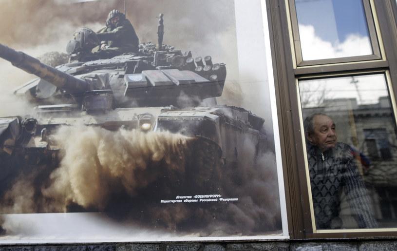 Rosja szykuje się do inwazji na Ukrainie? /AFP