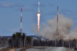 Rosja: Wystartowała pierwsza rakieta