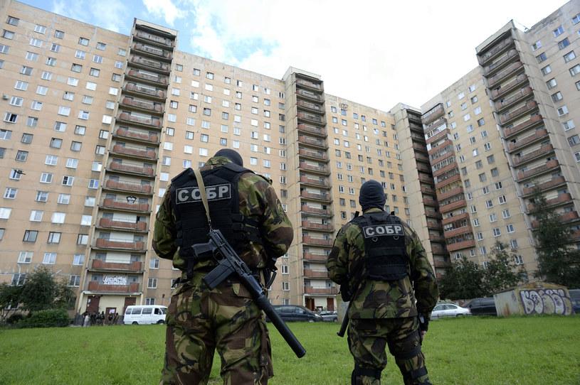 Rosja: Zatrzymano 10-osobową grupę przygotowującą zamachy w Moskwie i Petersburgu (zdj. ilustracyjne) /Olga Maltseva /AFP