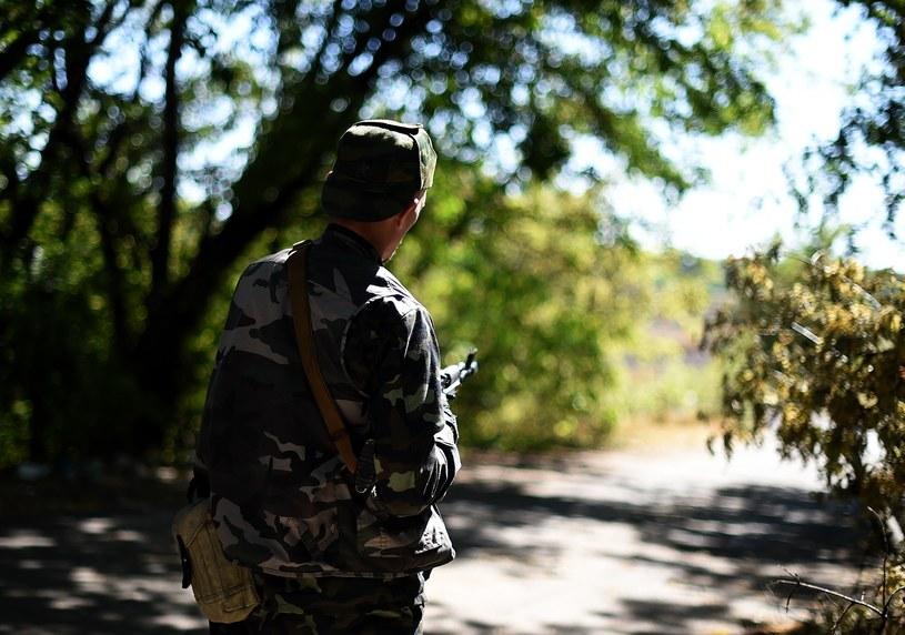 Rosjanie chowają się lasach, fot. ilustracyjna /AFP