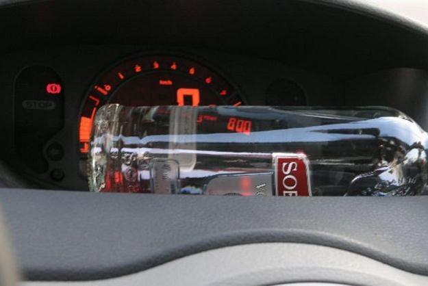 Rosjanie mają nową broń przeciw pijanym kierowcom... /INTERIA.PL