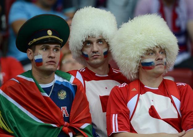 Rosjanie przegrali z Grecją co kosztowało ich pożegnanie z turniejem /AFP