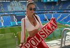 Rosjanie skomentowali zdjęcie polskiej miss. Na długo to zapamiętamy