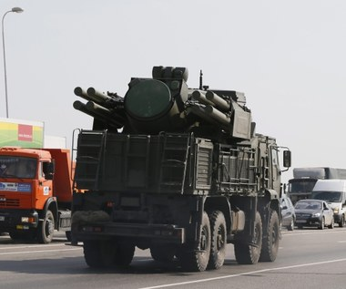 Rosjanie wtargnęli nocą na Ukrainę