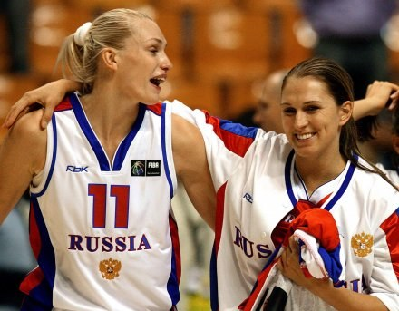Rosjanki to jedne z faworytek do medali /AFP