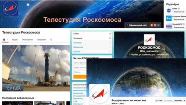 Roskosmos chce zyskać nowych fanów - na Facebooku i Twitterze /materiały prasowe