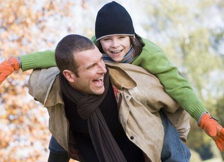 Rosnącemu dziecku ruch na świeżym powietrzu jest niezbędny /© Panthermedia
