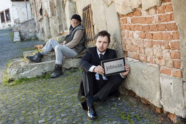 Rośnie liczba bezdomnych Polaków za granicą /123RF/PICSEL