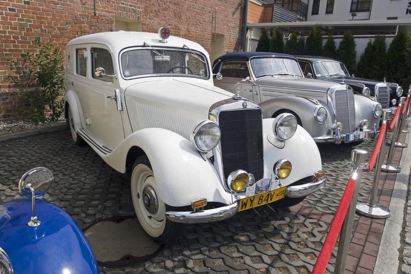 Rośnie liczba samochodów zabytkowych /Marek Michalak /East News