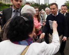 Rosyjscy komentatorzy: Duda korzystniejszy niż Komorowski