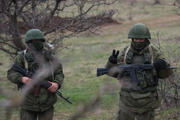 Rosyjscy szpiedzy wpadli na Ukrainie