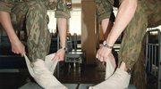 Rosyjska armia toczy bój o onuce