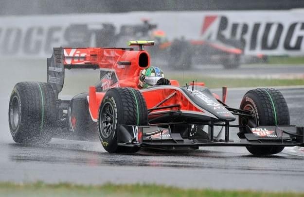 Rosyjska firma kupiła udziały w zespole F1 Virgin Cosworth /AFP