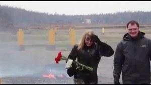 Rosyjski kostium chroniący przed eksplozjami