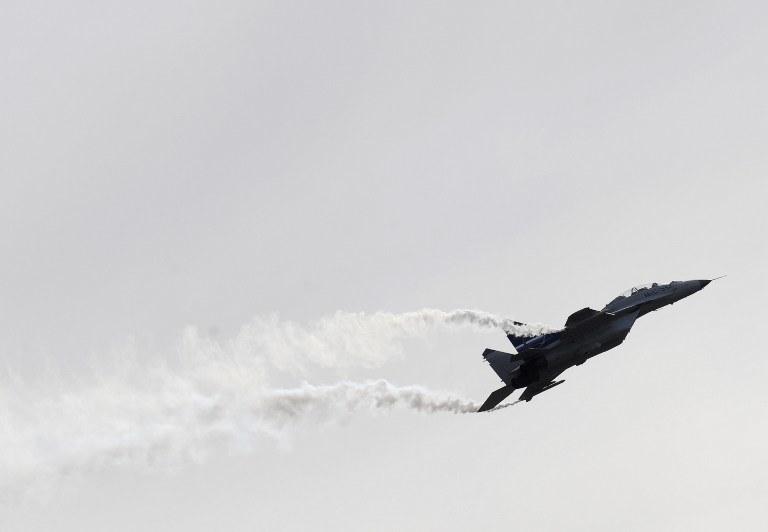 Rosyjski MIG-35, zdj. ilustracyjne /AFP