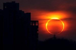 Rosyjski satelita będzie obserwował najbliższe zaćmienie Słońca
