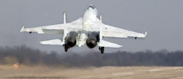 Rosyjski Su-27 niebezpiecznie zbliżył się do amerykańskiego samolotu? Moskwa zaprzecza