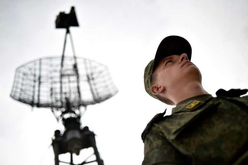 Rosyjski żołnierz /AFP