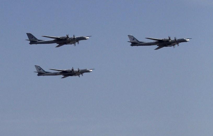 Rosyjskie bombowce TU-95 /AFP