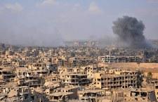 Rosyjskie bombowce zaatakowały siły IS w prowincji Dajr az-Zaur