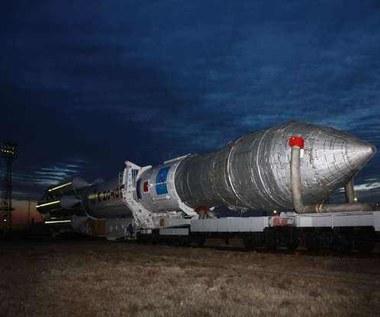 Rosyjskie satelity nawigacyjne  Glonass na orbicie