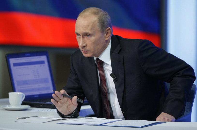 Rosyjskie władze chcą większej kontroli nad danymi internautów. /AFP