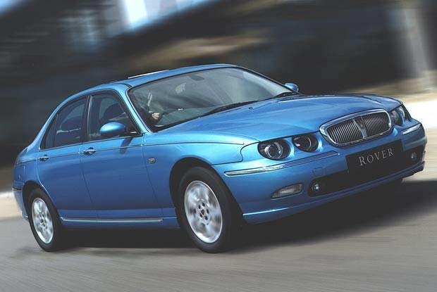 Rover 75 1.8T (kliknij) /INTERIA.PL