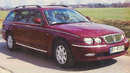 Rover 75 Tourer - very British