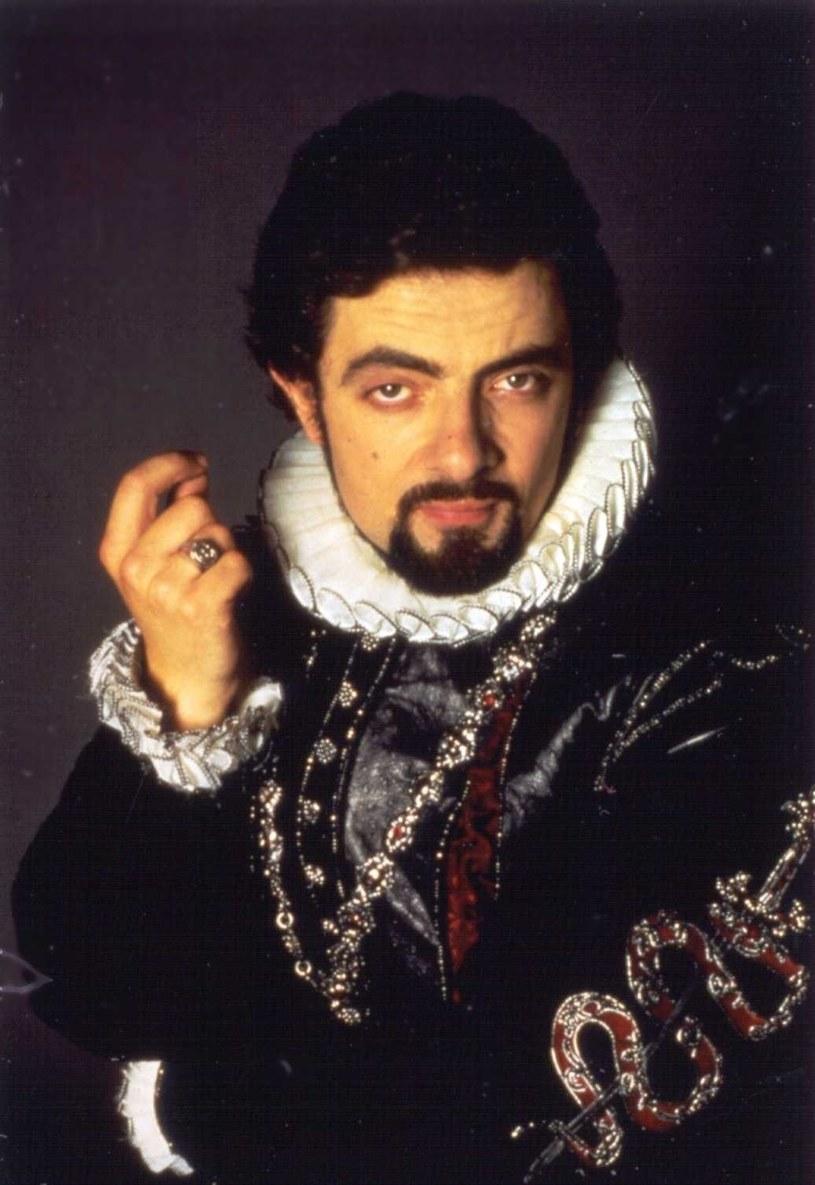 Rowan Atkinson jako Czarna Żmija /materiały prasowe