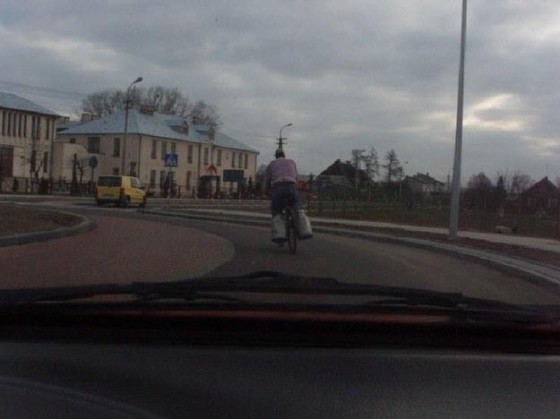 Rower na gaz.