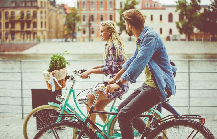 Rower to coś więcej niż pojazd - to zmiana stylu życia, zyskanie poczucia niezależności, sposób na wyrażenie siebie! /materiały prasowe