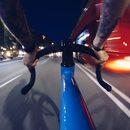 Rowerem po mieście - świecić, nie oślepiać