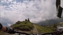 Rowerem po szczytach Alp!