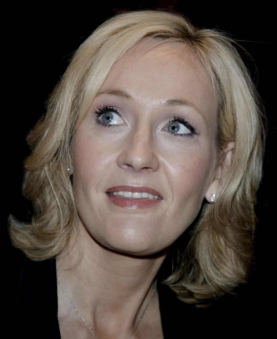 Rowling finansuje kampanię przeciwko niepodległości Szkocji /Peter Foley /PAP/EPA