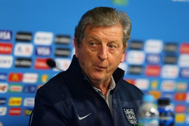 Roy Hodgson, trener angielskiej kadry /PAP/EPA/SEBASTIAO MOREIRA /PAP/EPA