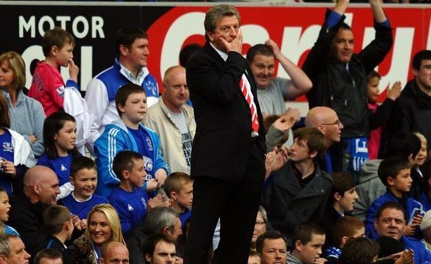 Roy Hodgson, trener Liverpoolu /AFP