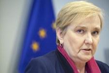 Róża Thun: Mam nadzieję, że polski rząd zrobi krok w tył