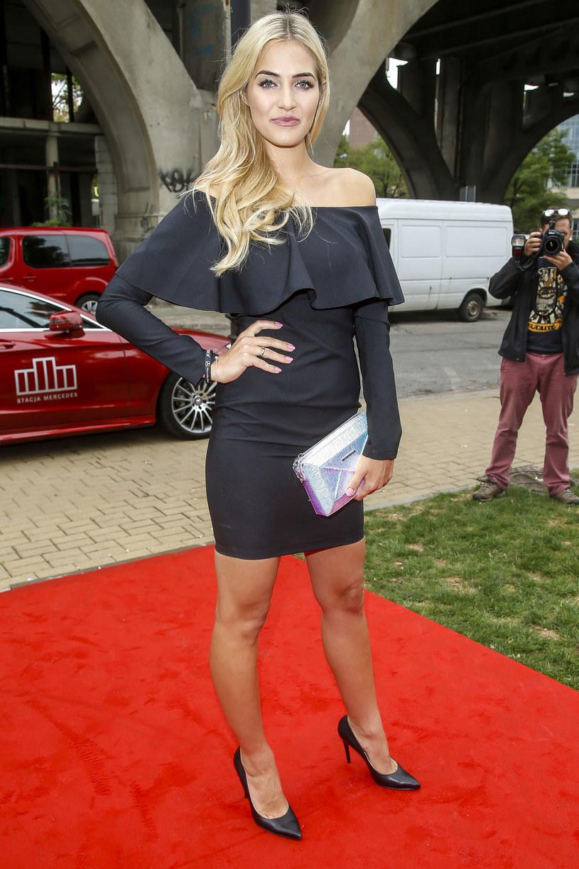 Rozalia Mancewicz - miss Polonia 2010, reprezentowała Polskę na konkursach Miss Universe 2011 i Miss International 2012 /Baranowski /AKPA