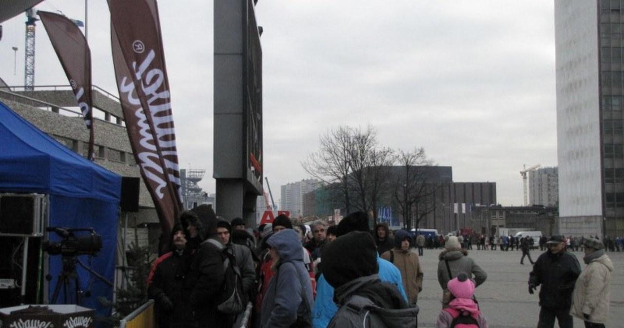 Rozdajemy choinki w Katowicach