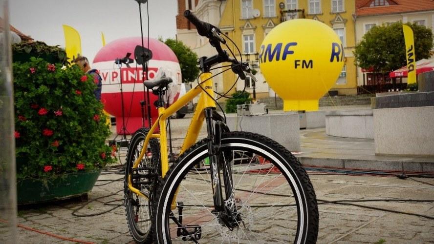 Rozdamy rowery! /RMF FM
